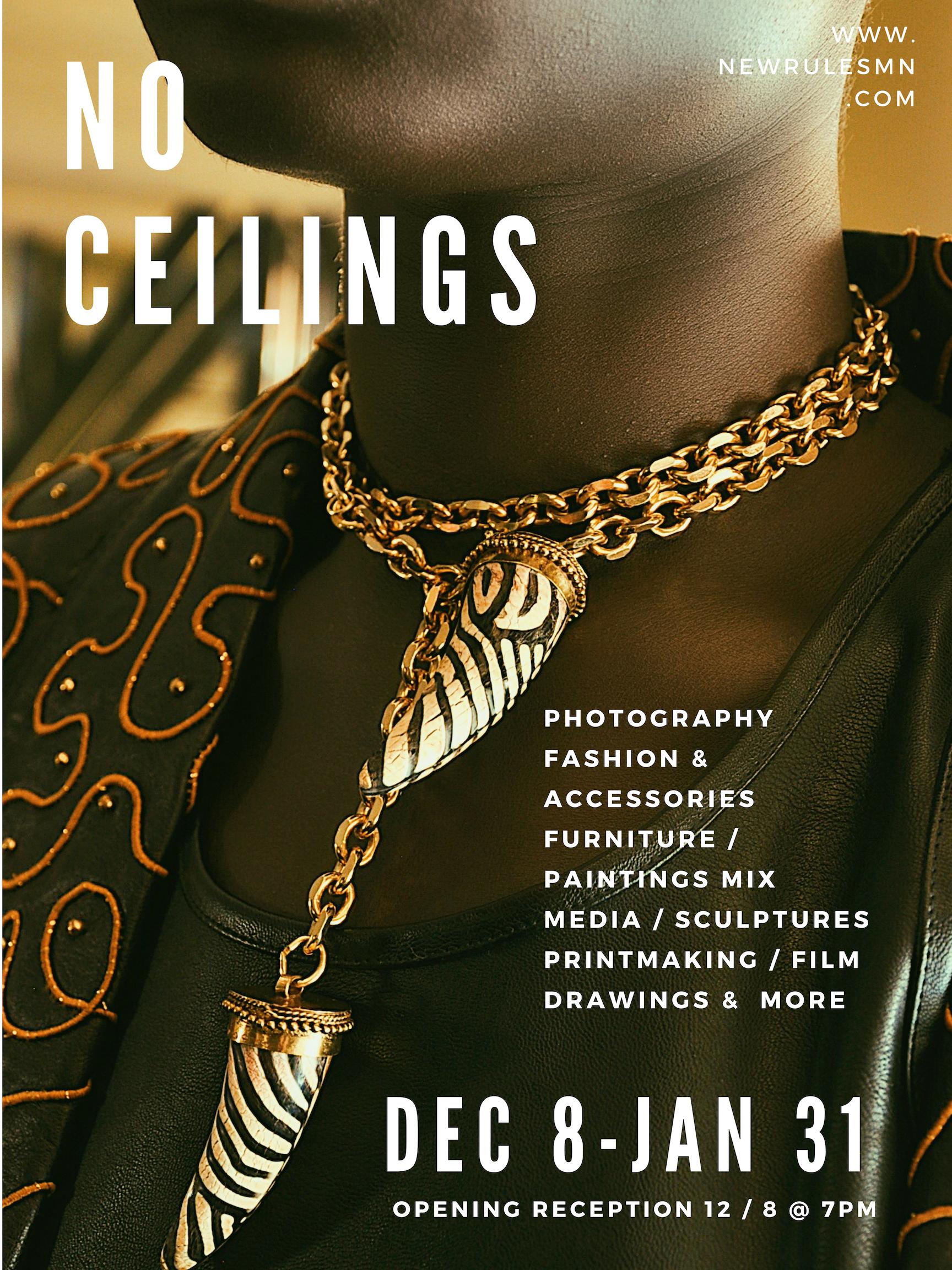 ANNA - No Ceilings